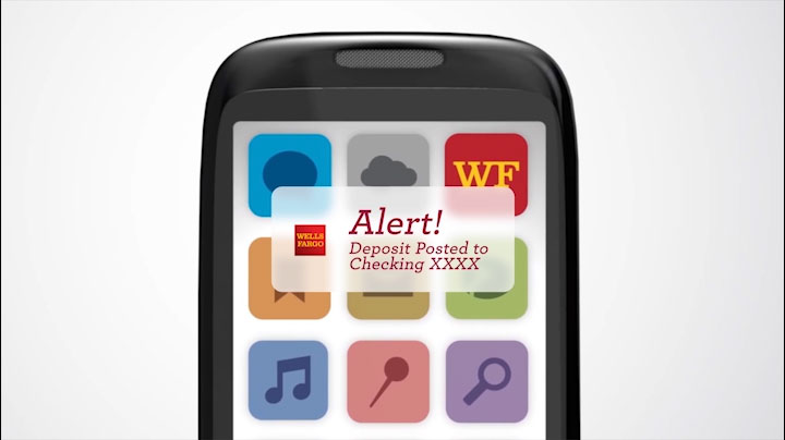 Push Notifications Video – Wells Fargo
