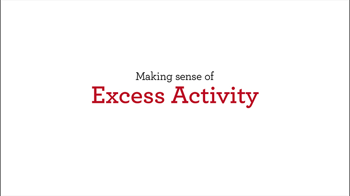 Making Sense of Excess Activity - Savings Accounts and CDs – Wells Fargo