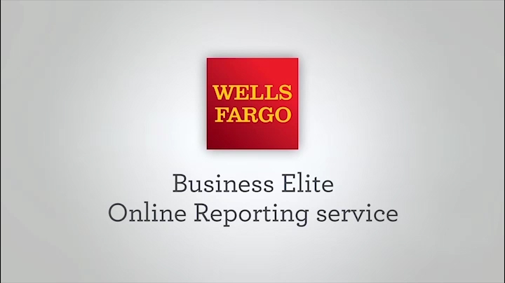 Business Elite Online Reporting Service